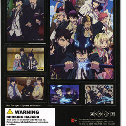 Blue Exorcist - Magnet Collection