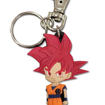 Dragon Ball Super - Super Saiyan God Goku