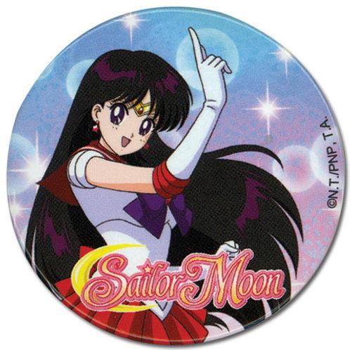 Sailor Moon Button - Sailor Mars