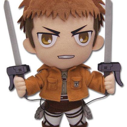 Attack on Titan - Jean Plush Doll