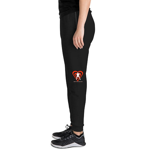 Heart - Love Me Some Ken Ford Joggers
