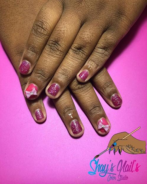 Kids Nail Polish | nailsbyshay