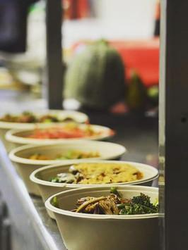 Healthy Retreat Meals