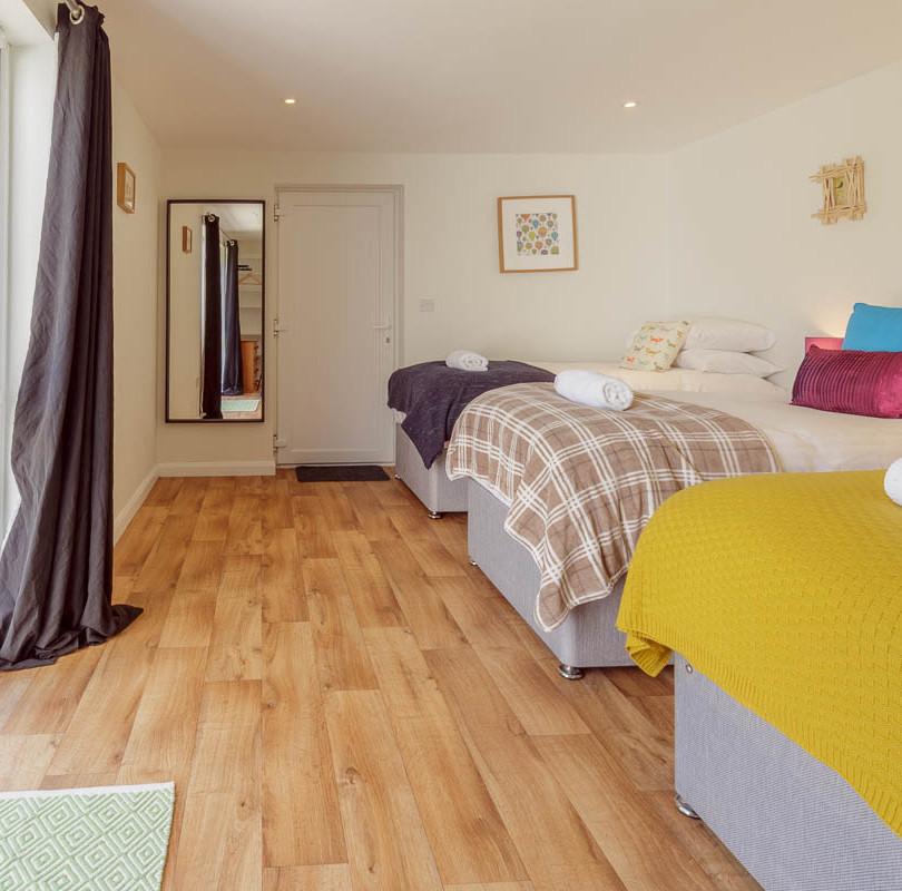 Dandelion bedroom - 3 bed