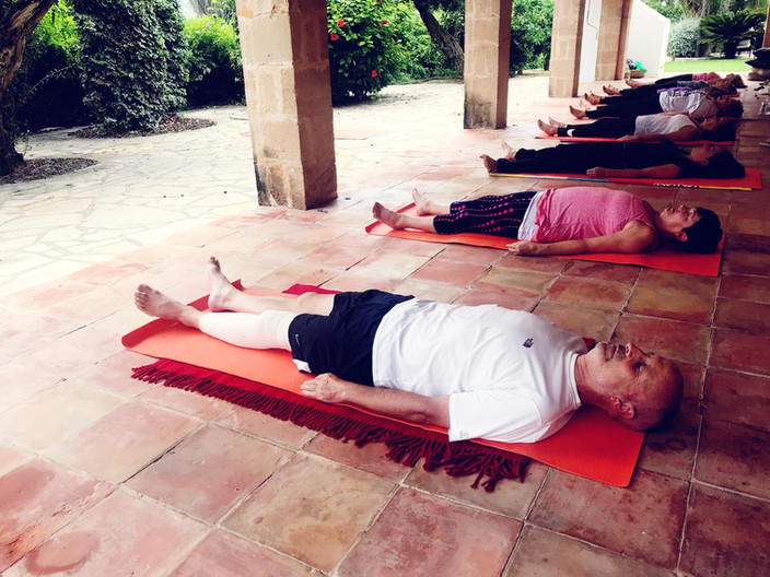 Restful Meditation