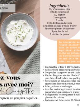 Courgette Croquettes