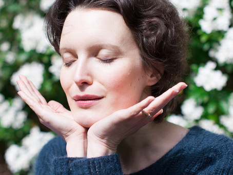 FACE YOGA FOR FROWN LINES WITH SYLVIE LEFRANC