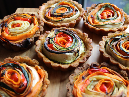RAINBOW TARTLETS