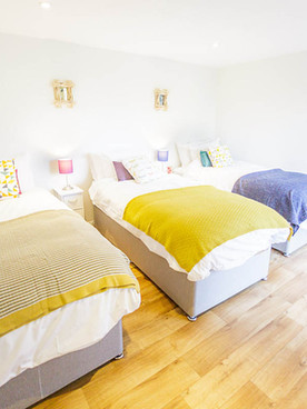 Shared Room - 3 bed