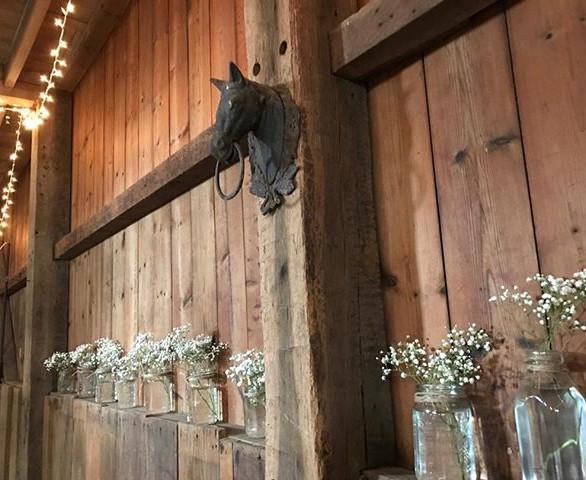 Barn wood... beautiful barn wood