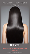 Keratin Treatment Promo ($125) | Nue Image Beauty Shop