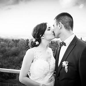 Сватба в Черно/Бяло