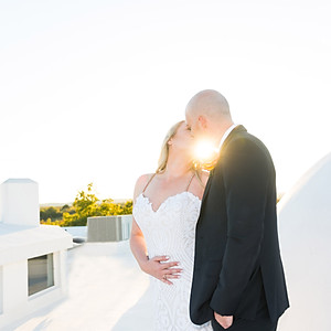 Сватба в средиземноморска вила