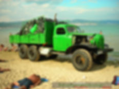 ста камион  слънчев бряг