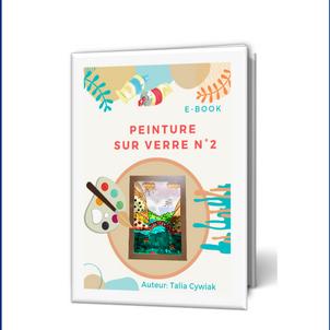 E-book: Peinture sur verre N°2