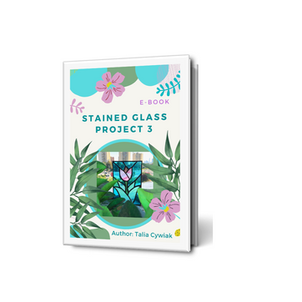 E-book Stained Glass Project 3