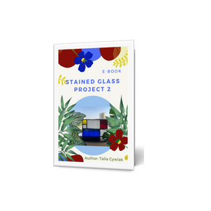 E-book Stained Glass Project 2