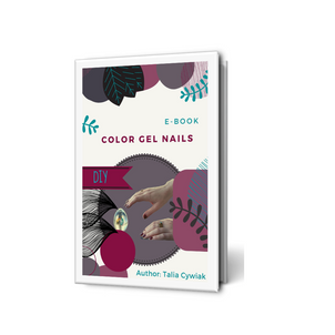 E-book Color Gel Nails