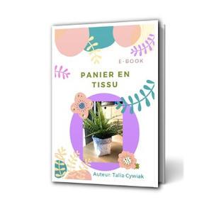 E-book: Panier tissu