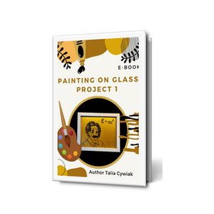 E-book Painting On Glass Project 1