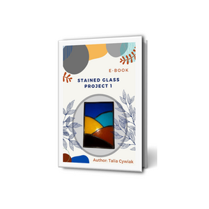 E-book Stained Glass Project 1