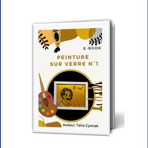 E-book: Peinture sur verre N°1