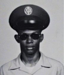 Walter Watkins, Air Force Veteran 1975 -