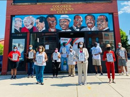 WGRZ - Michigan Street African American Heritage Corridor goes tobacco-free...