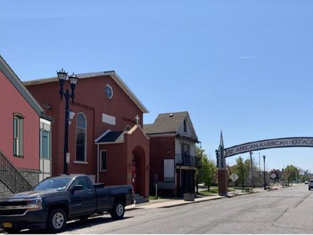 Michigan Street Baptist Church targeted for structural repairs, expansion