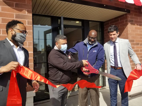 MSAAHCC stands by as Ellicott opens new downtown Tim Hortons and apartments