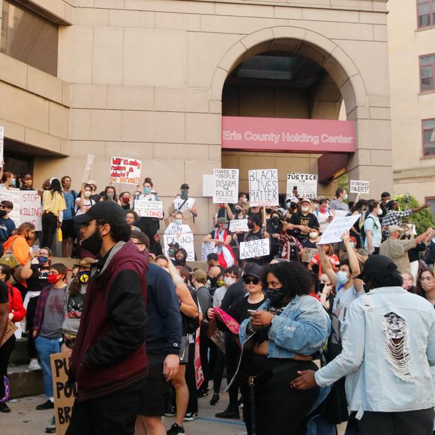 Buffalo Protests 2020 1- Anthony Pierce.