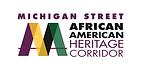 Michigan Street African American Heritage Corridor - Logo
