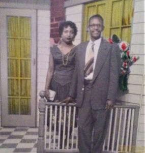 Mr. & Mrs. Santa Maria Watkins & John Wa
