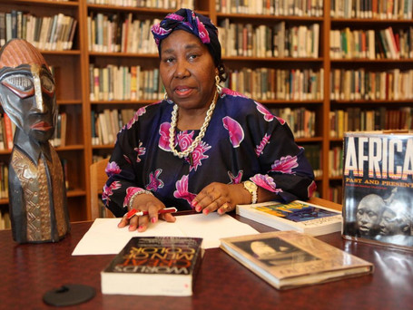 Local lifelong educator is making it her mission to teach WNY about African-American history