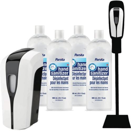 Automatic Dispenser Floor Stand Kit