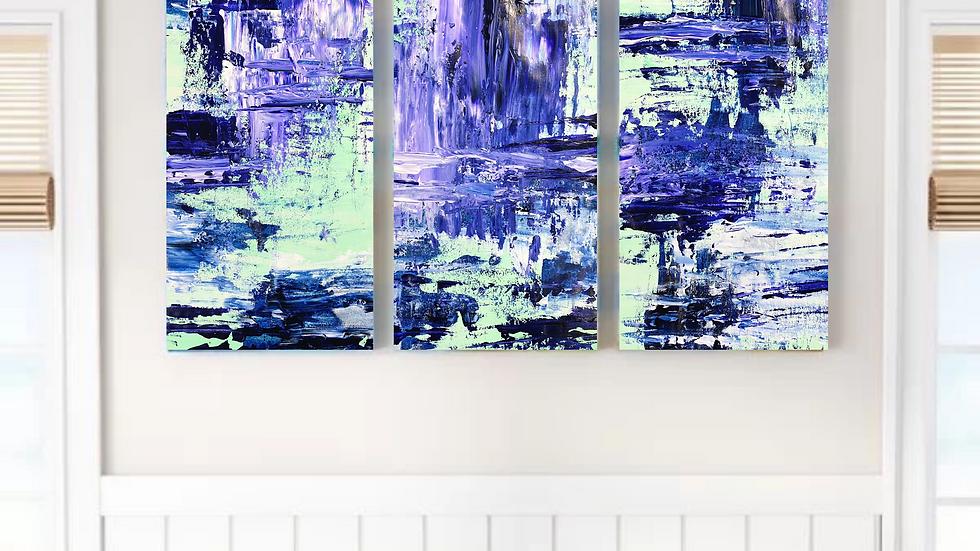The Purple Aurora Trilogy