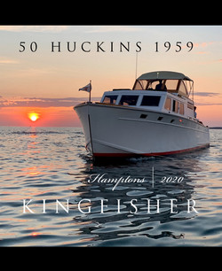 KINGFISHER Sunset Cruise - Gardiner's Bay #hamptons