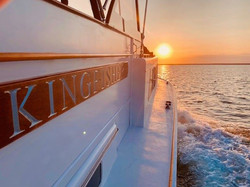 Hamptons Sunset Cocktail Cruise