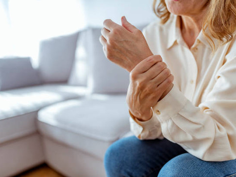 A Holistic Approach to Rheumatoid Arthritis