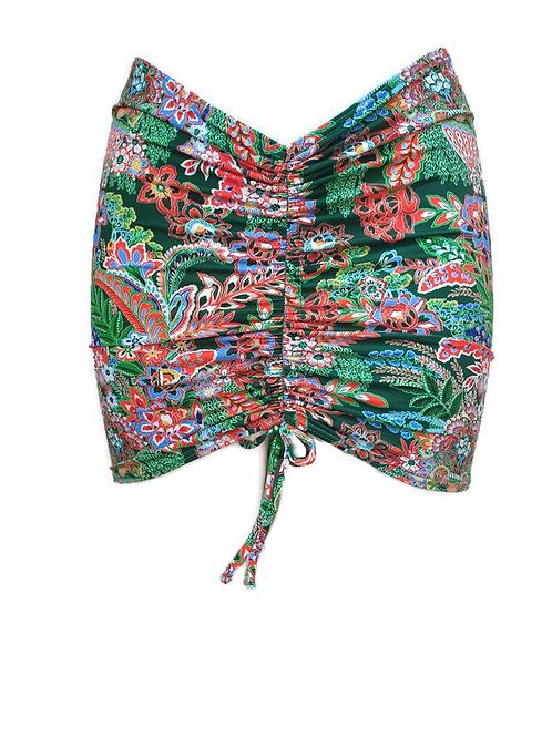 חצאית לבגד ים - יער