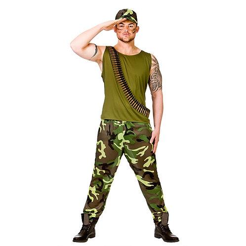 Army Guy EM-3208 W
