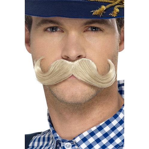 Authentic Bavarian Oktoberfest Moustache. 45401 S