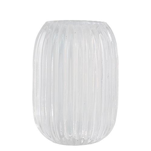 VEGA Tea light holder L white 9xH13 cm 881-895-01