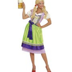 """DIRNDL"" (dress with apron) W 00113"