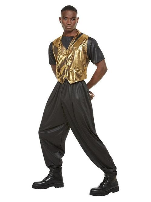Mens 80s Hammer Time Costume. 70006 Smiffys