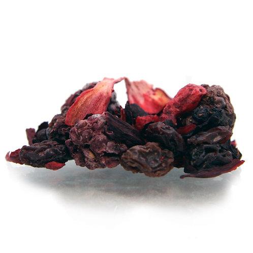 Helt på bærtur (Frukt te 100gr)