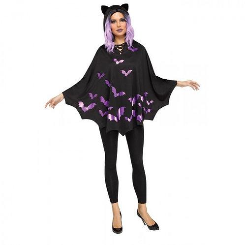 Funworld® Bat Poncho. FW-90717 Wicked