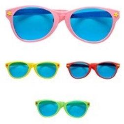 Giant Sunglasses. 4 ass colors. 9867G W