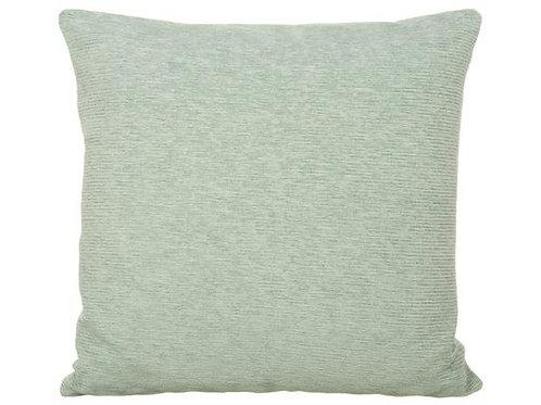 Putetrekk chenille bom. ant.grønn 45x45cm Varenr:110893