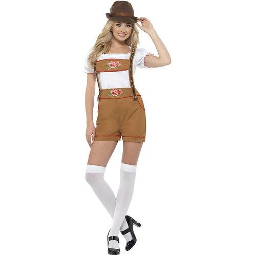 Sexy Bavarian Beer Girl Costume SKU: 49654